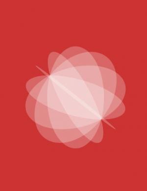 CSS3绘制3D透明圆形旋转动画效果JavaScript网页特效代码网页素材下载