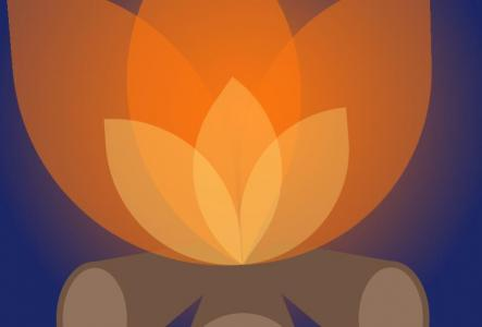 CSS3属性样式制作绚丽多彩超逼真的烛光动画效果