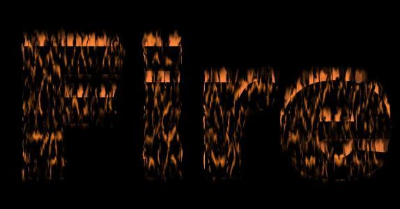 纯css3样式代码绘制超逼真火焰效果网站火焰素材特效下载