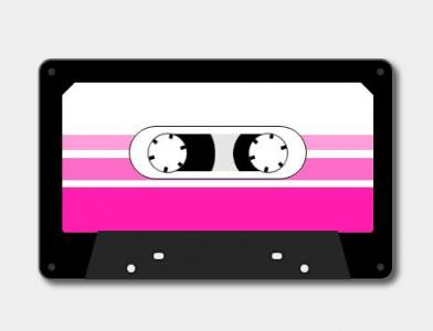 CSS3制作录音机磁带正在播放动画效果网站动画素材大全