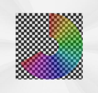 JavaScript网页特效代码制作带线性动画效果的网页背景图像