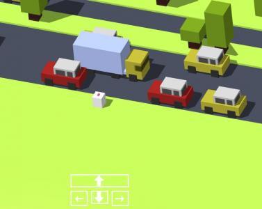 canvas网站动画素材下载JavaScript与css3设计城市交通行驶动画效果