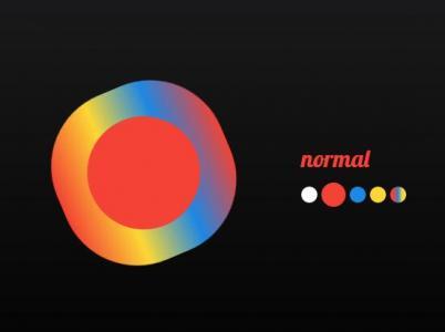 纯CSS3动画属性样式表绘制圆形旋转图标动画效果网页素材下载网站