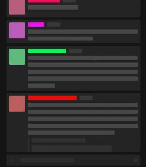 canvas画布设计聊天窗口加载动画效果HTML网页素材下载