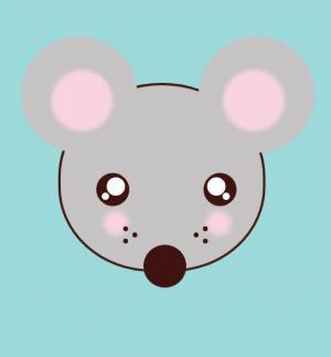 网站卡通图像制作jquery与CSS3绘制可爱卡通米老鼠头像网站素材网