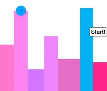 HTML5网页游戏设计与制作JavaScript代码和CSS3制作简单的碰撞小游戏