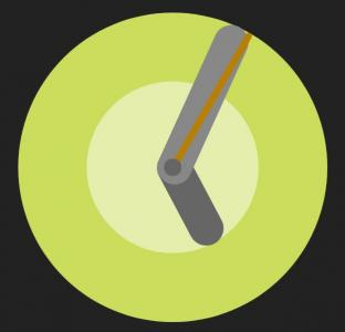 js特效大全代码与CSS3制作超级简单的圆环时钟网页时钟设计代码网站