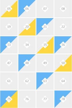 CSS3网格背景图案素材设计与制作HTML布局排版九宫格数字图案图标样式代码