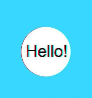 HTML网页文字样式代码CSS3字体属性样式绘制带立体视觉效果的文字
