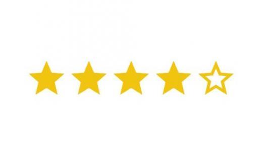 HTML代码和CSS3设计制作电影星星五级评分卡功能样式代码