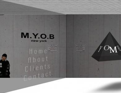 HTML5设计制作带3D立体视觉空间图像网站导航样式效果