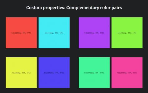 HTML5与CSS3网页布局拾色面板卡片样式效果网站拾色面板素材大全