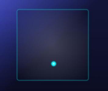 纯CSS实现通过勾选参数按钮设置圆球随机碰撞动画效果