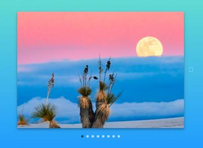 JavaScript图片特效代码与HTML制作简单网站首页焦点图幻灯片