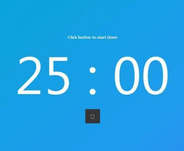 vue.js数据交互代码与CSS3制作数字时钟倒计时功能效果