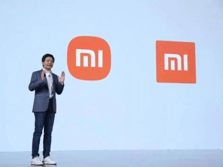 小米logo